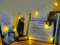 Best Romatic Fiction Awards - AWWA